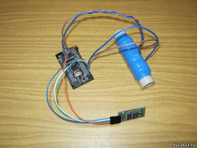 Хронограф для пневматики своими руками на arduino 61